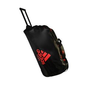 Mala Com Rodinhas adidas Judo Trolley Bag Poliéster Pto/verm