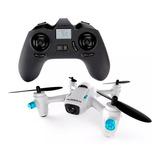 Drone Hubsan Extra Alcance 100m Cámara H107c + *4