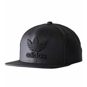 Gorra adidas Originals Flatbrim Trefoil Snapback Hombre 176e63a55dc