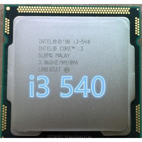 Processador I3 540 E Memoria Ddr3 10600 8gb
