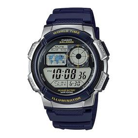 Reloj Casio Automatico Multifuncional Iluminator Envio Grati