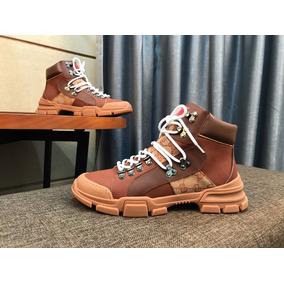 Zapatos Botas Gucci Hombre 2019 Originales 1436627ba80