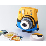 Camara Fujifilm Instax Mini 8 Special Pack - Minion Edition