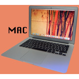 Macbook Air 13 Core I5 Ram 4gb Disco 128 Video 1.5gb