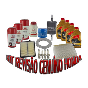 Kit Revisão Honda Civic 2012 2013 2014 2015 2016 Original