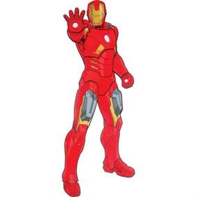 Enfeite Os Vingadores Homem De Ferro Em Eva 30cm