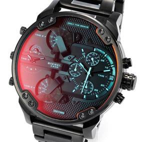 e8f002dd8dec Diesel Dz7130 Reloj Hombre Acero - Relojes en Mercado Libre México