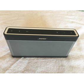 Corneta Bosé Soundlink Bluetooth Speaker Iii