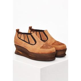 Zapatos De Mujer Clara Barcelo Joya Nunca Taxi Suela