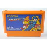 Rockman 4 Aratanaru Yabou / Mega Man 4 Famicom Nintendo Nes