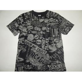 Ac/dc Playera Camiseta Grande Original Importada Dist0 Kiss