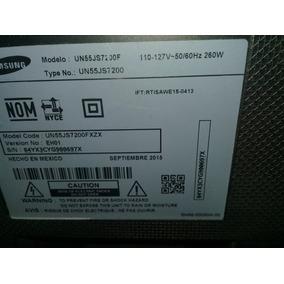 Pantalla Samsung Un55js7200 Se Venden Refacciones Pregunta