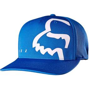 Gorras Hombre Fox Azul en Mercado Libre México 1a8ba77be79
