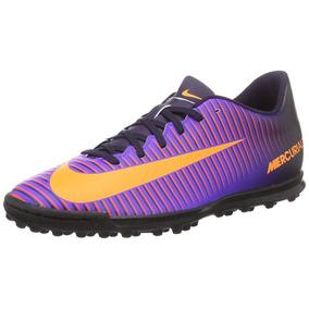 1b3371e9eb74b Chuteira Society Nike - Chuteiras Nike de Society Violeta escuro no ...