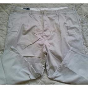 Pantalón Casual Para Caballeros, Marca Polo, Talla 50b-30..