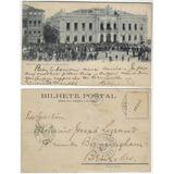 Ba 1903 Cartão Postal Praça Constituição Rua Chile Salvador