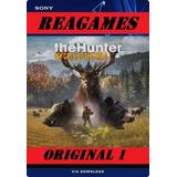 The Hunter: Call Of The Wild Ps4 Original 1º Envio Já