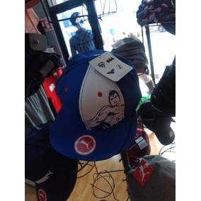 Gorra Superman Puma en Mercado Libre México d3779b01c22