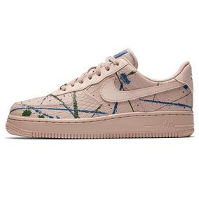 Zapatillas Nike Air Force 1 Rosa Mujer