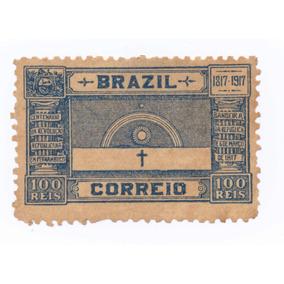 Selo Brazil Correios
