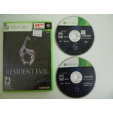 Resident Evil 6 De Xbox 360