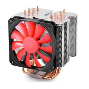 Cpu Fan Deepcool Lucifer K2 El Mejor Overclock Intel Amd