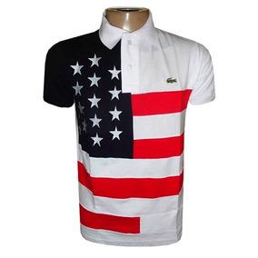 837542d648 Camisa Gola Polo Marca Famosa Estados Unidos Usa Revenda