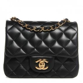 2d818692fce Bolsa Chanel Mini - Bolsa Chanel Femininas no Mercado Livre Brasil
