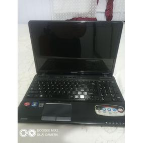 Vendo Notebook Toshiba Satelite A665 Para Retirada De Peças