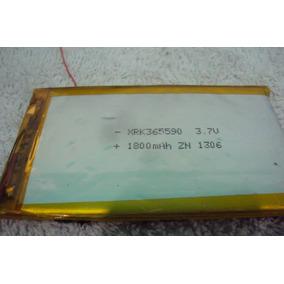 Batería Pila Tablet China 3.7v 1800mah