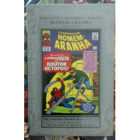 Biblioteca Histórica Marvel Homem-aranha Vol. 2