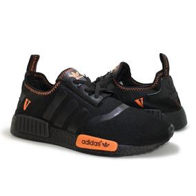 b198cbe3ae4 Tenis Adidas Nmd Laranja - Calçados