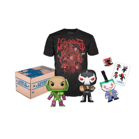 Kit Accesorios Dclc Most Wanted Large Funko