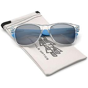 440d9febb1a2c Lentes Armazon Diseno Crayas Translucidos De Sol - Gafas De Sol en ...