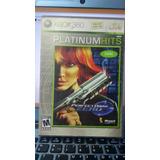 Perfect Dark Zero Para Xbox 360