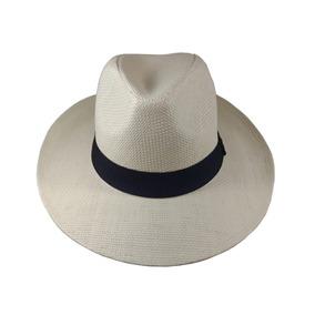 Chapéu Moda Panamá Aba Larga Clássico Masculino Feminino 7b2ce394780