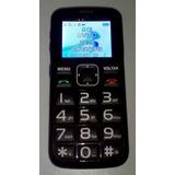 Celular Teclado Grande - Dl Dual Chip - Botao S.o.s