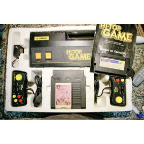 Nintendo / Nintendinho / Hi Top Game Turbo - Milmar