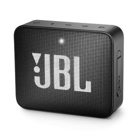 Caixa De Som Portátil Jbl Go 2 Com Bluetooth Preta