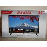 Televisor Aiwa 32 Led Nuevo