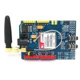 Mgsystem Shield Sim900 Gsm Gprs Arduino Uno Mega