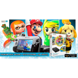 Nintendo Wiiu Deluxe Hd + 50 Juegos Zelda Mario Stock