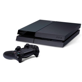 Playstation 4 Ps4 Hd 500 Gb - Novo Na Caixa - Pronta Entrega