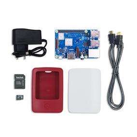 Kit Raspberry Pi 3 Model B+ Iniciante - Pronta Entrega!