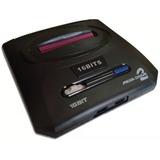 Sega Game Consola Retro 16bit Alien Incluye Juegos Al-9901 M