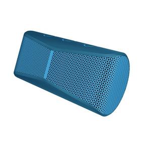 Bocinas Logitech X300 Portatil Bluetooth Azul Inalambrico