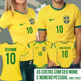 482587fa27 Camiseta Da Seleção Brasileira!!! Verde Musgo! Frete Grátis ...