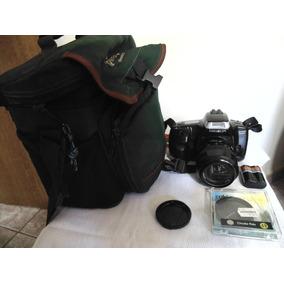 Máquina Fotográfica Analógica Minolta Dynax 300si