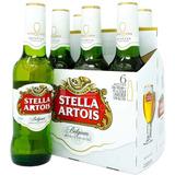 Cerveza Stella Artois Porron 330ml Caja Pack X 24 01almacen