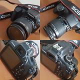 Cámara Canon Eos Rebel T6 Profesional
